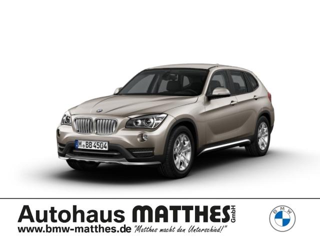 BMW X1 xDrive18d Navi Kurvenlicht Allrad Fernlichtass. Holzausst. LED-hinten Multif.Lenkrad, Jahr 2014, Diesel