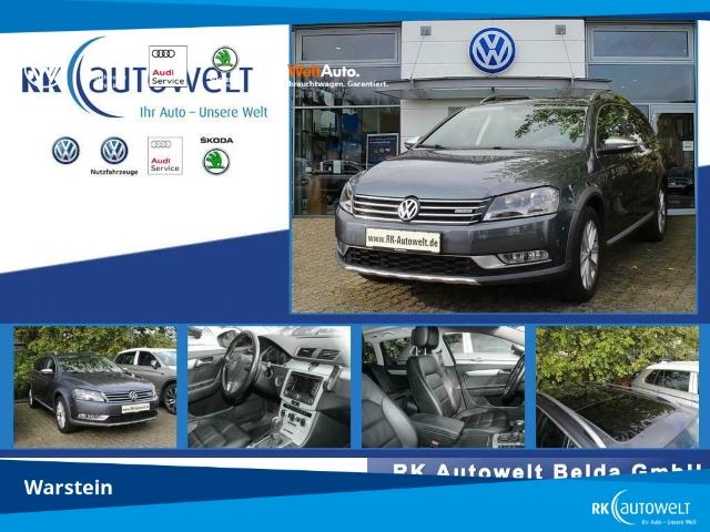 Volkswagen Passat Alltrack 2.0 TDI 4M Navi Leder, Jahr 2015, Diesel