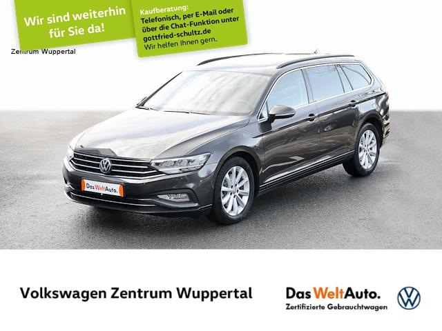 Volkswagen Passat Var. 2,0 TDI Business DSG LED NAVI PANO AHK SHZ PDC, Jahr 2020, Diesel