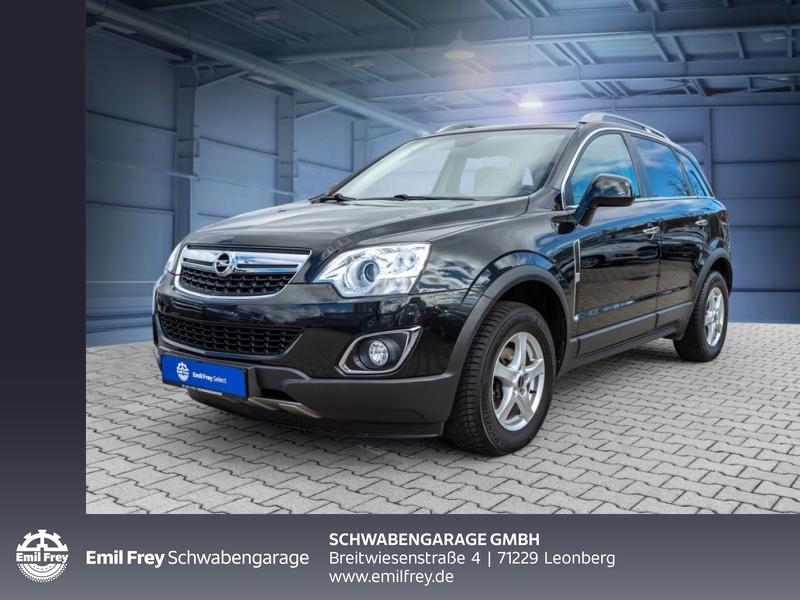 Opel Antara 2.2 CDTI 4x4 Aut. Cosmo *NAVI *AHK, Jahr 2015, Diesel