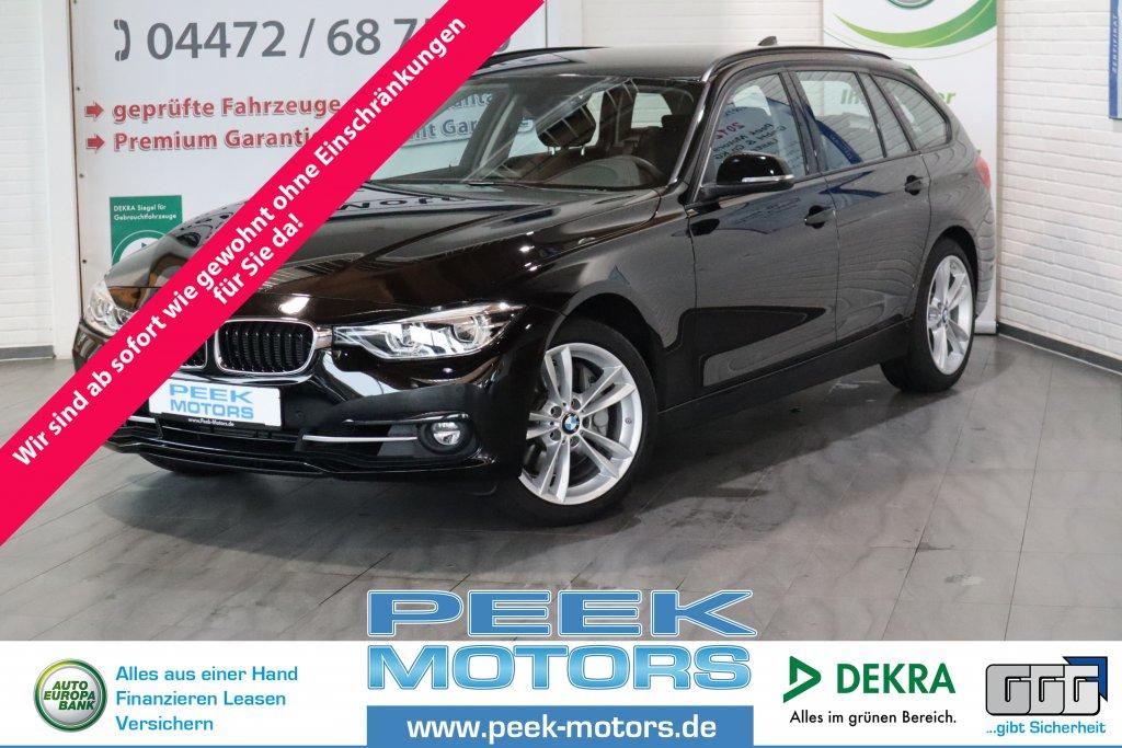 BMW 335d Touring xDrive 18 Zoll Navi Allrad, Jahr 2019, Diesel