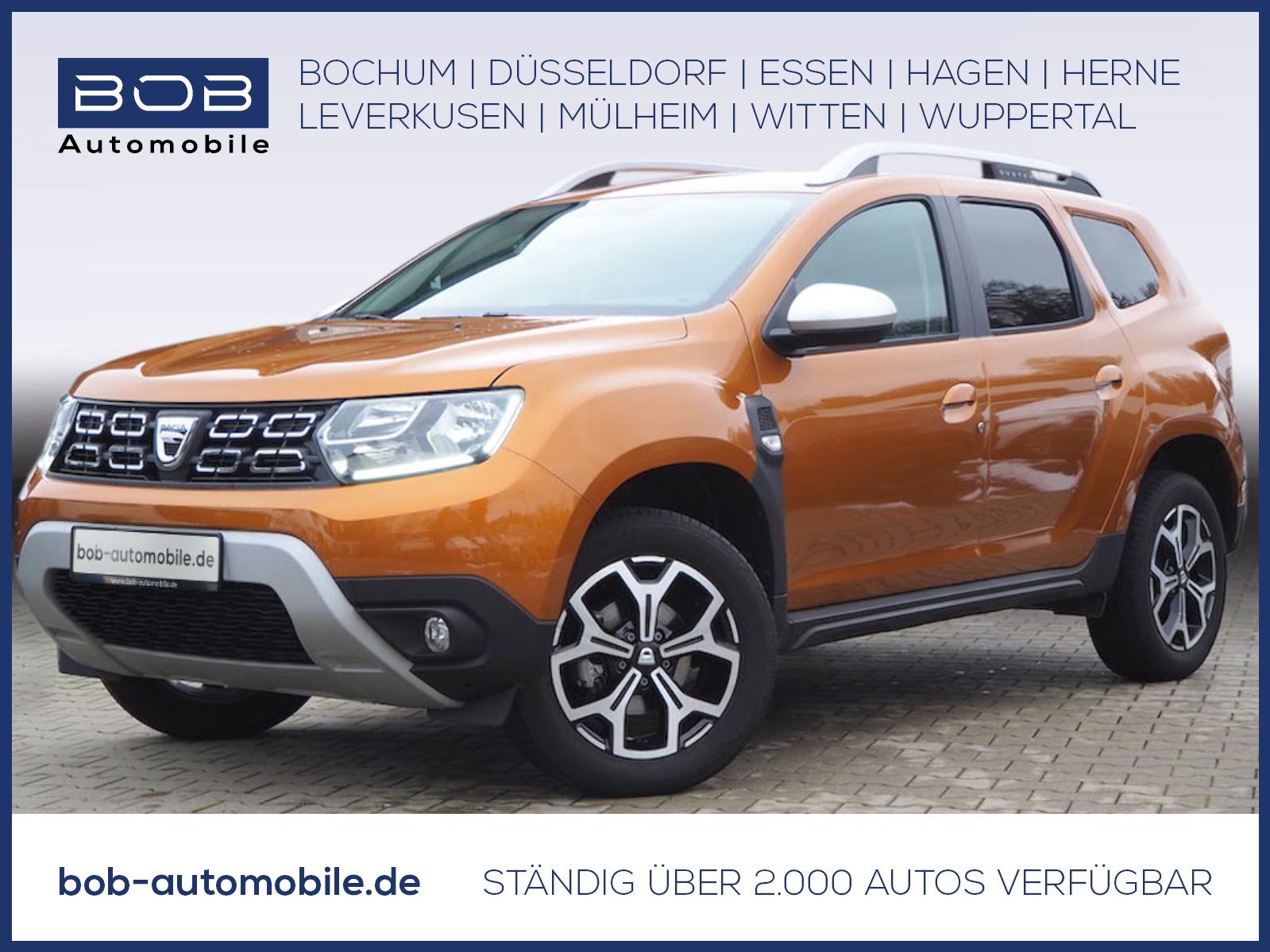 Dacia Duster Prestige TCe 100 2WD SHZ PDC KLIMA BT ZV, Jahr 2020, Benzin