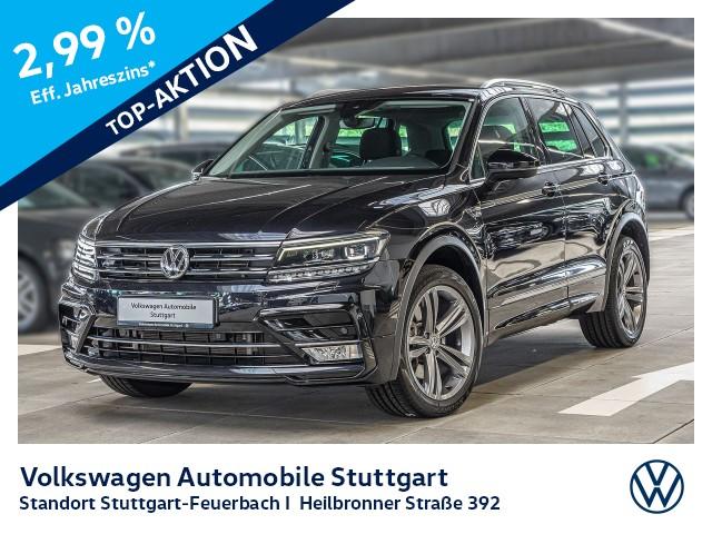 Volkswagen Tiguan 2.0 TSI Highline DSG Navi Tempomat, Jahr 2016, Benzin