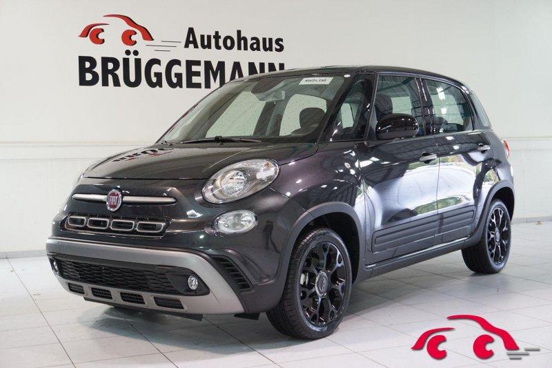 Fiat 500L 1,4 16V CROSS SERIE 9, Jahr 2021, Benzin
