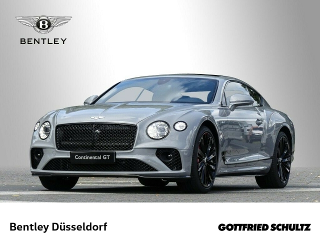 Bentley Continental GT Speed BENTLEY DÜSSELDORF, Jahr 2021, Benzin
