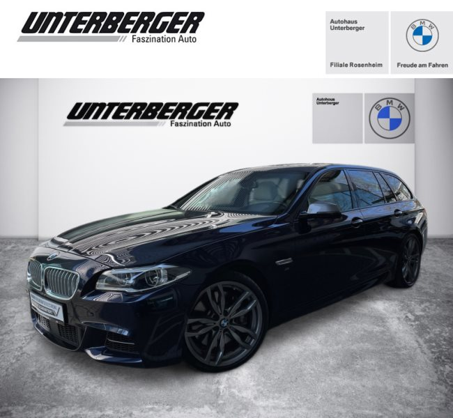 BMW M550d xDrive Touring M Sportpaket Head-Up DAB, Jahr 2014, Diesel