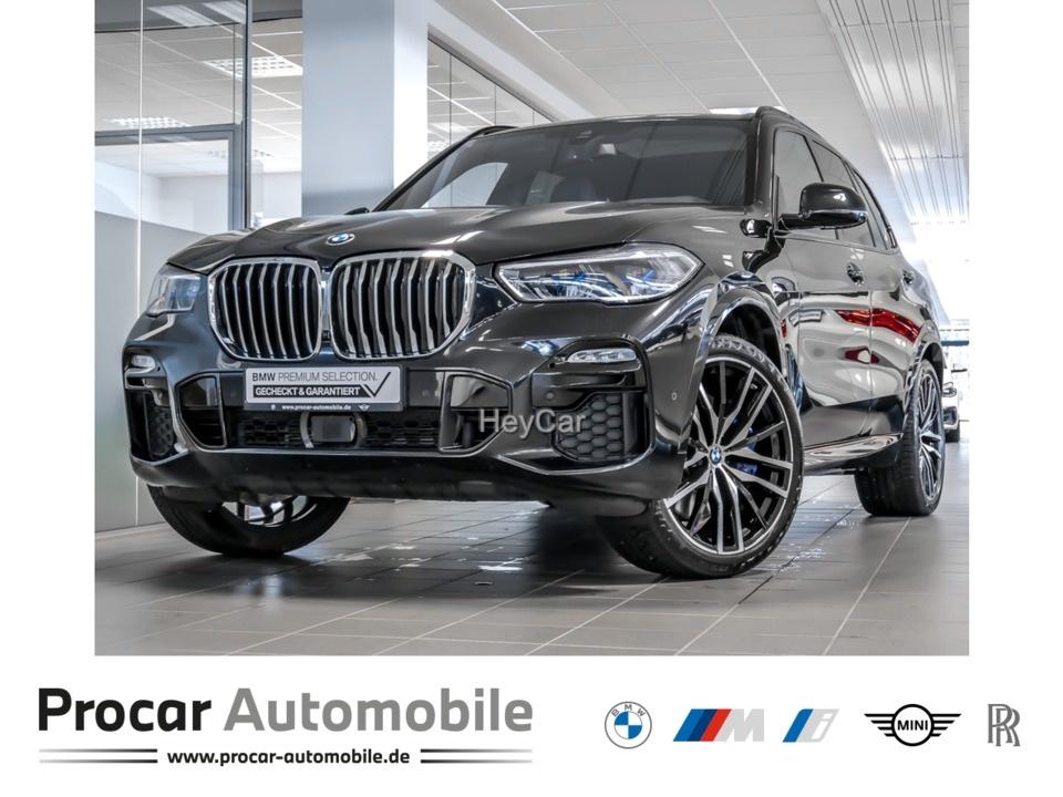 BMW X5 xDrive40i M Sportpaket Pano 22'' Lea. ab 819,-, Jahr 2020, Benzin