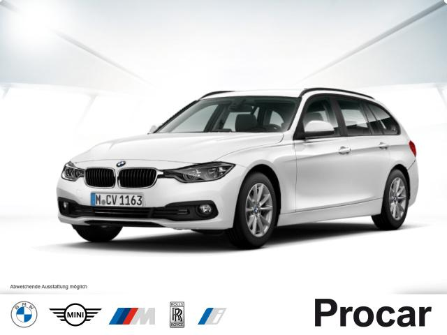 BMW 320d xDrive Touring Aut. Navi LED Komfortzugang, Jahr 2017, Diesel
