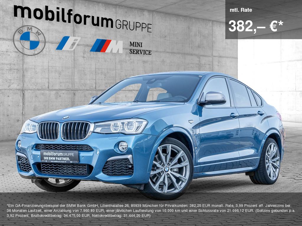 BMW X4 M40i, Jahr 2018, Benzin