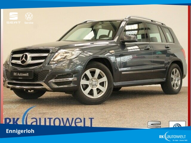 Mercedes-Benz GLK 220 CDI BlueEfficiency Bluetooth Klima, Jahr 2014, Diesel
