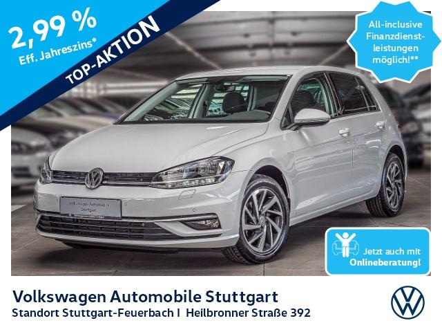 Volkswagen Golf VII 1.0 TSI Trendline Tempomat, Jahr 2018, Benzin