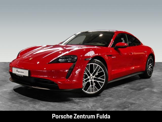 Porsche Taycan - Sonderlackierung, sehr gute Ausstattung!, Jahr 2021, Elektro
