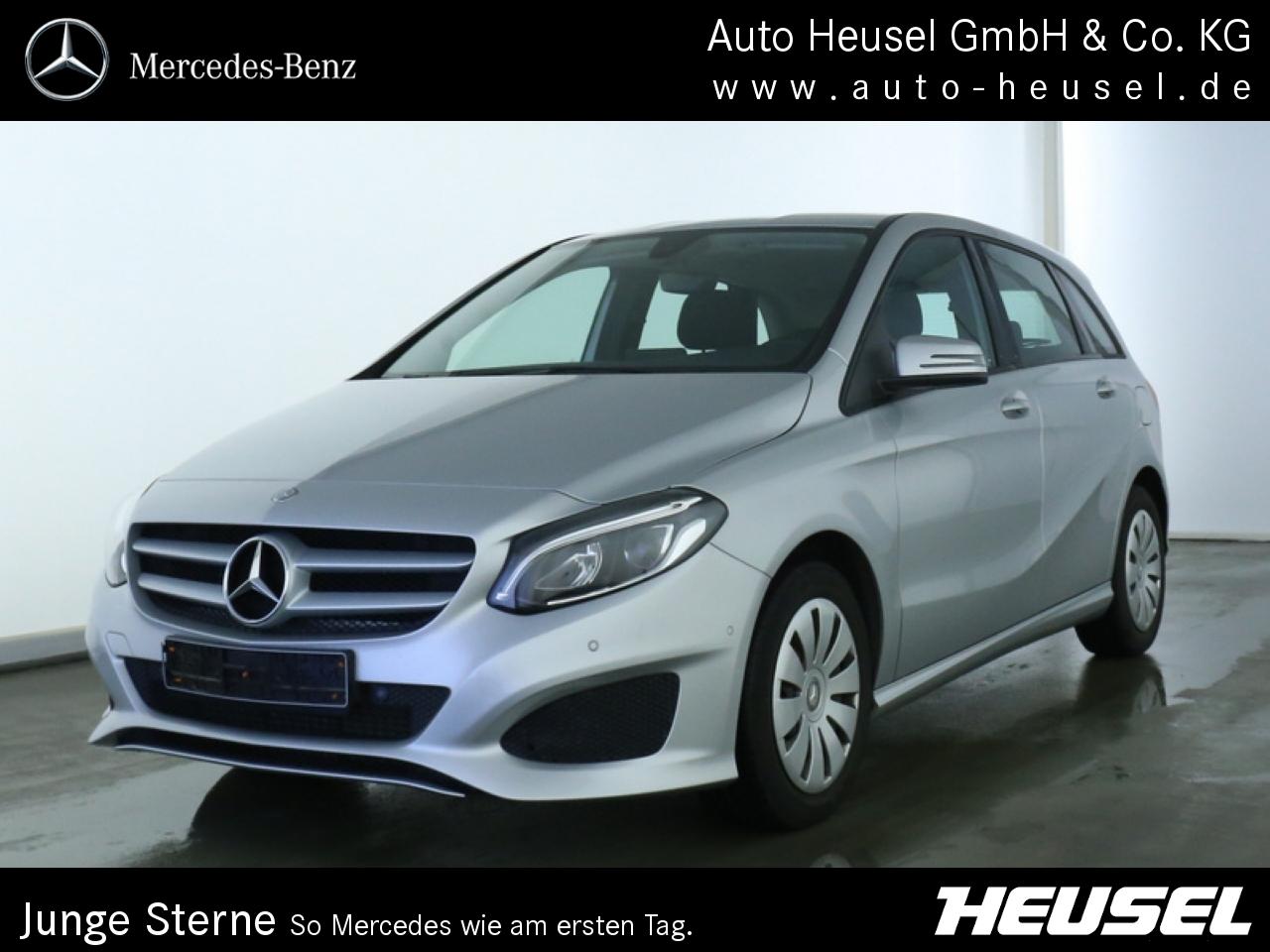 Mercedes-Benz B 220 CDI *Kamera*PDC*LED*Garmin*Bremsassist*, Jahr 2015, Diesel