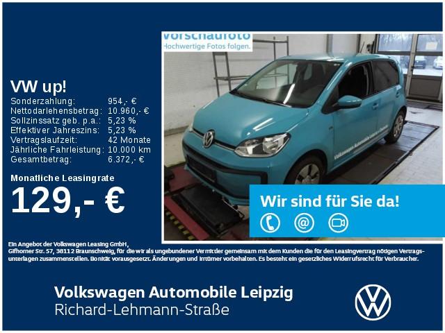 "Volkswagen up! ""Join Up"" 1.0 BMT *Navi*Klima*, Jahr 2019, petrol"
