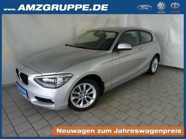 BMW 116 1.6L LIM. 3TRG., Jahr 2013, Benzin