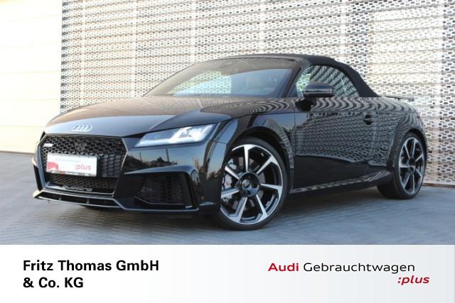 Audi TT RS Roadster 2.5 TFSI ABT Matrix-LED Keramik B&O, Jahr 2018, Benzin
