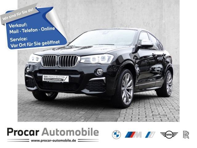 BMW X4 M40i M Sportpaket Innovationsp. Navi Prof., Jahr 2016, Benzin
