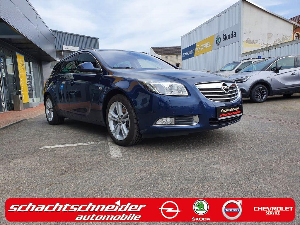 Opel Insignia 2.0 CDTI ST Aut Edition+Xenon+Klimaaut, Jahr 2013, Diesel