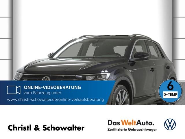 Volkswagen T-Roc R-Line Sport 2.0 TDI DSG Navi LED Sportpaket, Jahr 2020, Diesel