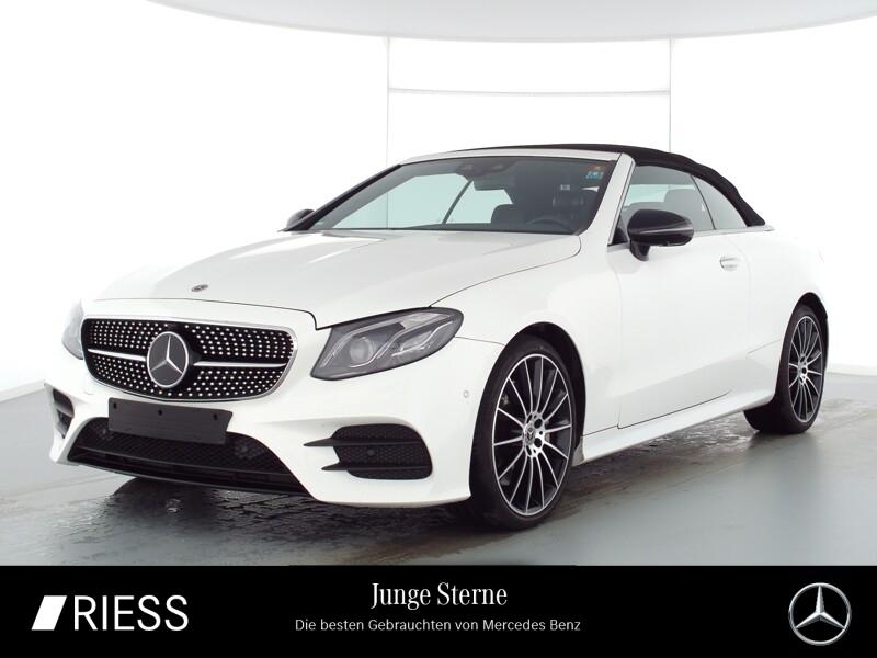 Mercedes-Benz E 450 4M Cb AMG Sport Night Burmes Sitzkl Burmes, Jahr 2020, Benzin
