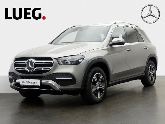 Mercedes-Benz GLE 300 d 4M AHK+MBUX+KAMERA+LED, Jahr 2019, Diesel