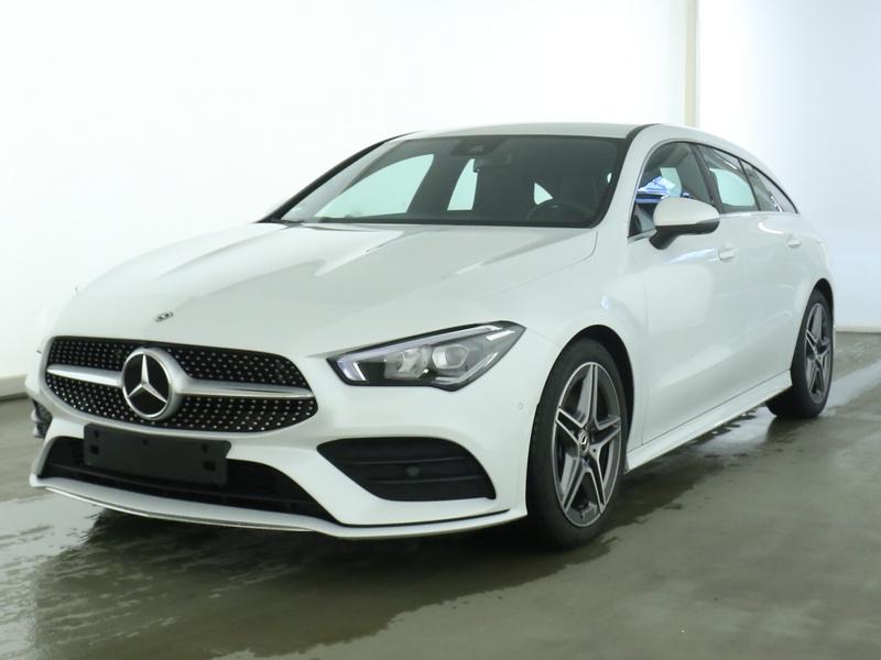 Mercedes-Benz CLA 250 Shooting Brake AMG*Distronic*360°*LED, Jahr 2020, Benzin