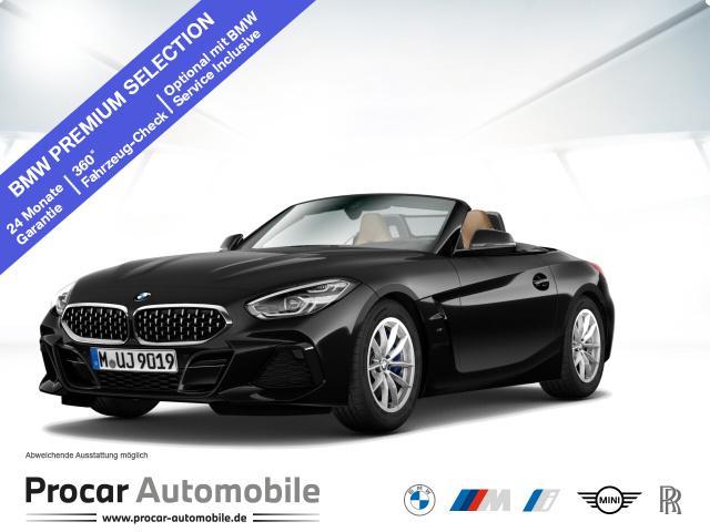 BMW Z4 sDrive20i MSport,LiveCockPro,Leder,HiFi,TOP!!, Jahr 2020, Benzin