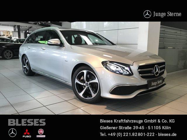 Mercedes-Benz E 200 T Avantgarde +Schiebedach+Navigation+ SHD, Jahr 2019, Benzin