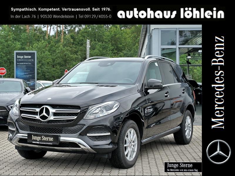 Mercedes-Benz GLE 350 d 4M Comand+AHK+Kamera+PDC, Jahr 2015, diesel