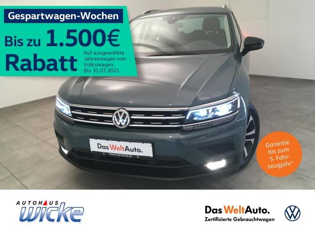 Volkswagen Tiguan 1.5 TSI IQ Drive HUD ACC Klima Navi, Jahr 2020, Benzin