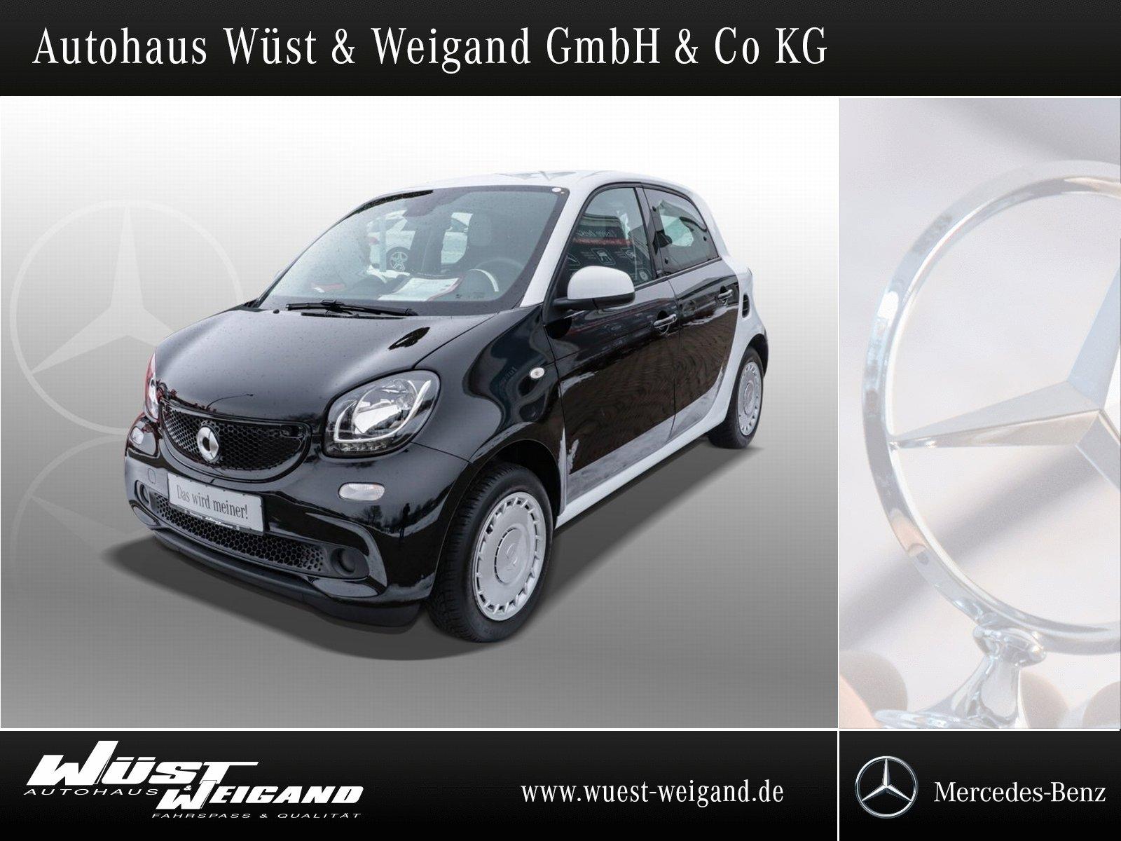 smart Smart forfour 52 KW Passion+Cool & Audio+Bluet., Jahr 2014, Benzin