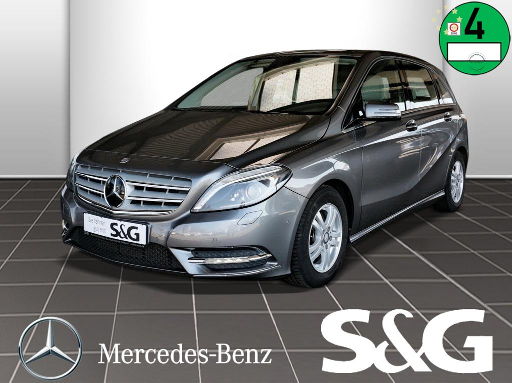 Mercedes-Benz B 180 CDI R-Kamera/Navi/Sitzheizung/Thermotronic, Jahr 2013, Diesel