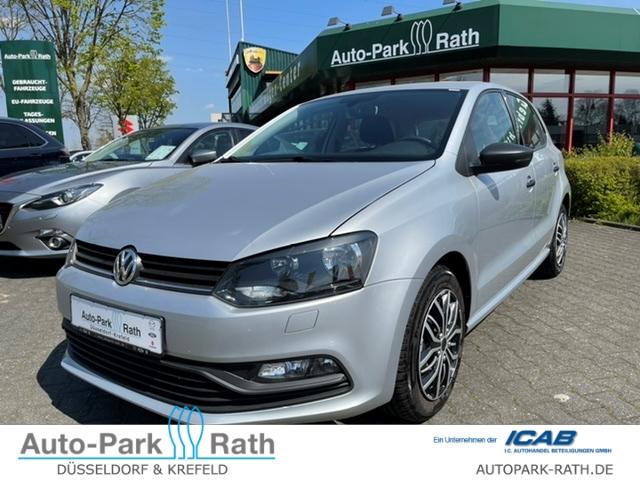 Volkswagen Polo Trendline 1.4l TDI, Klima,Bluetooth,Tempomat,Sitzheizung, Jahr 2014, Diesel