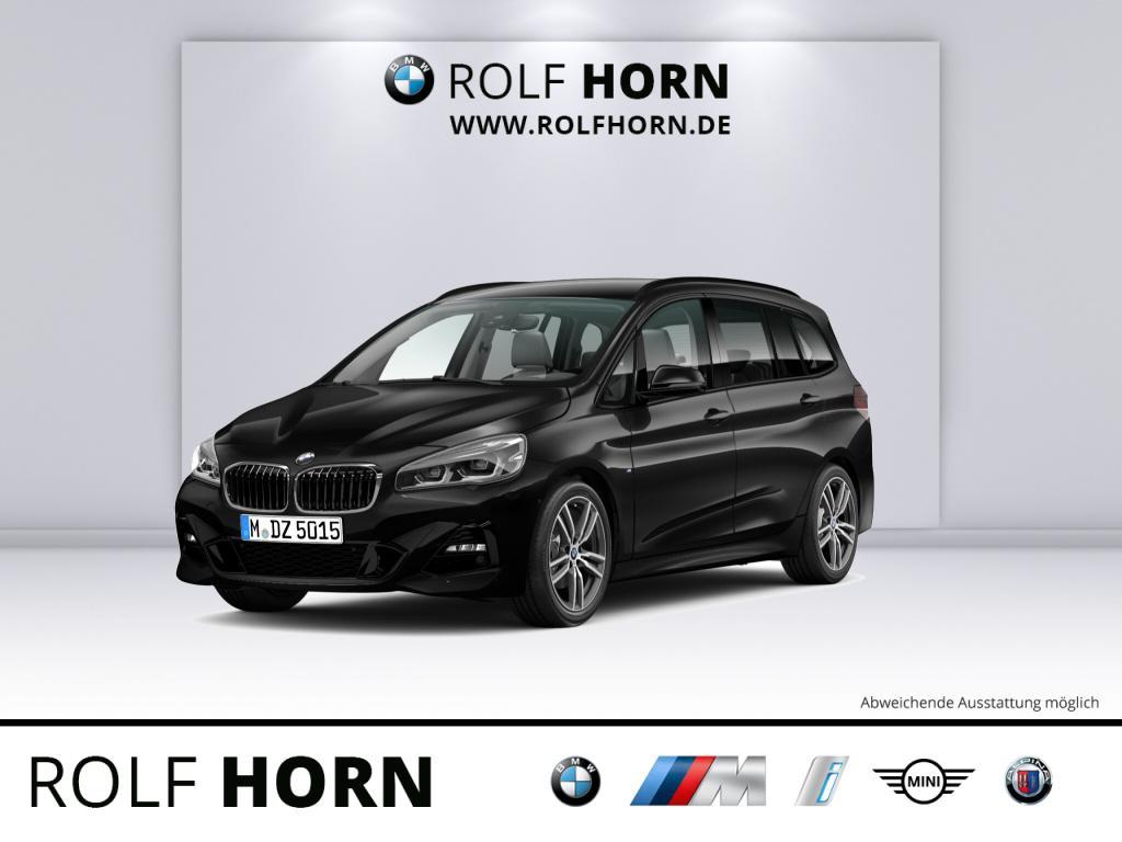 BMW 220 Gran Tourer M Sportpaket Autom LED AHK HIFI, Jahr 2020, Benzin