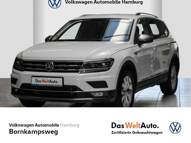 Volkswagen Tiguan Allspace 2,0 TDI Highline 4MOTION DSG, Jahr 2020, Diesel