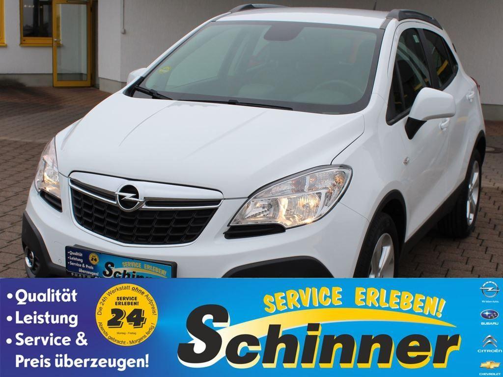 Opel Mokka 1.6 ecoFLEX Start/Stop Edition, Jahr 2013, Benzin
