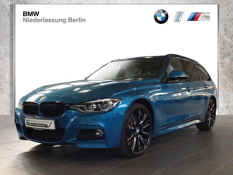 BMW 340i xDrive Tour. EU6 Aut. M Sport LED NaviProf., Jahr 2018, Benzin