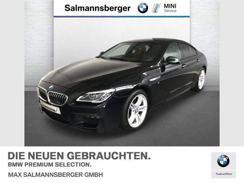 BMW 640d xDrive Gran Coupé M Sportpaket Head-Up LED, Jahr 2015, Diesel
