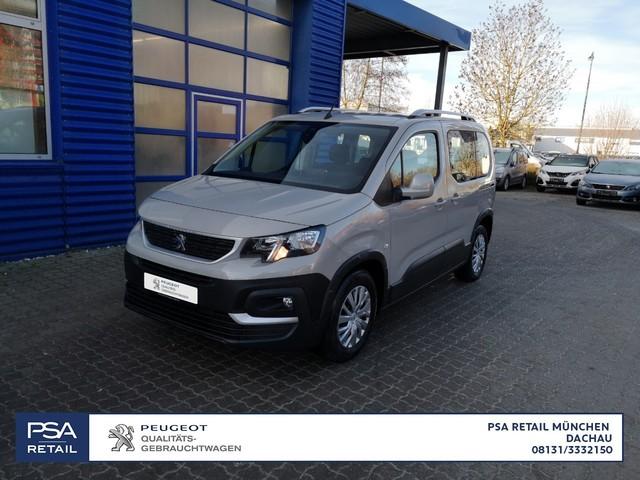 Peugeot Rifter PureTech 110 L1 Active, Navi, Jahr 2019, Benzin