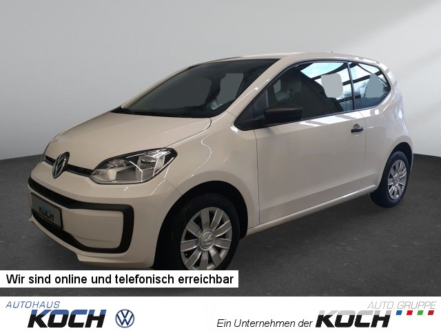 Volkswagen up! 1.0 take up!, Jahr 2017, Benzin
