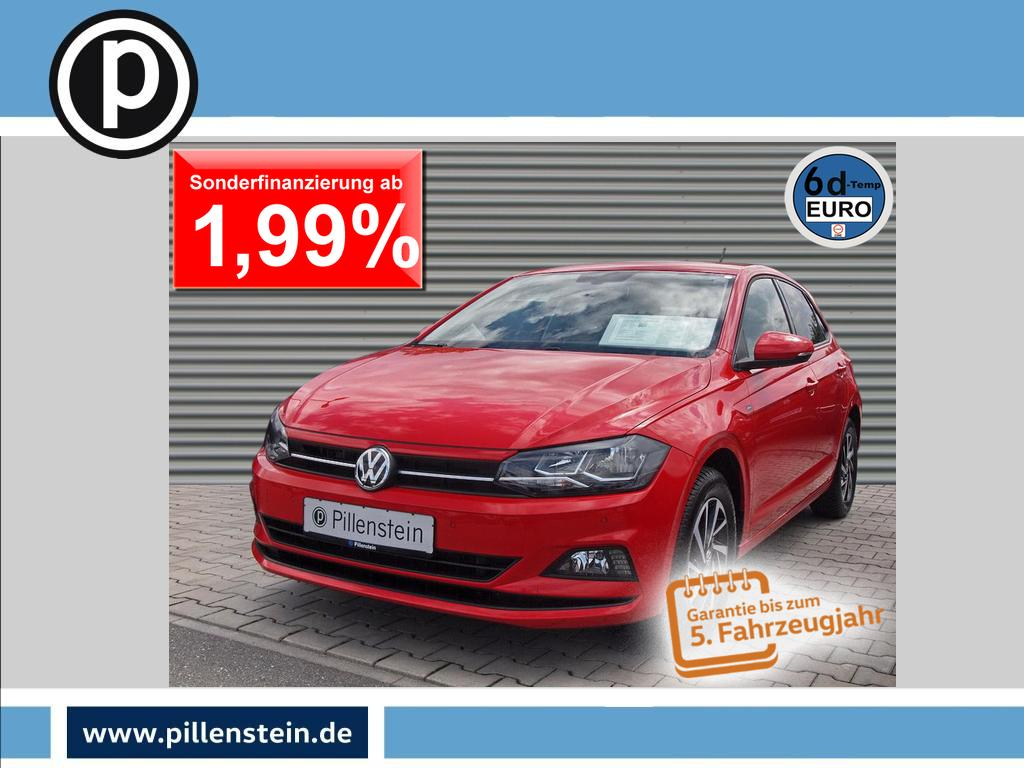 Volkswagen Polo 1.0 TSI Comfortline NAVI KLIMA SITZH PDC LM, Jahr 2019, Benzin