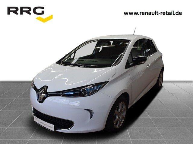 Renault ZOE INTENS AUTOMATIK zzgl. BATTERIEMIETE 41 KWH, Jahr 2018, Elektro