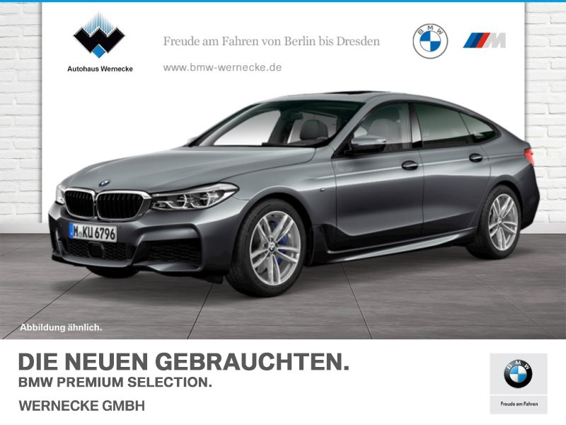 BMW 640i xDrive Gran Turismo M Sportpaket Head-Up, Jahr 2017, Benzin