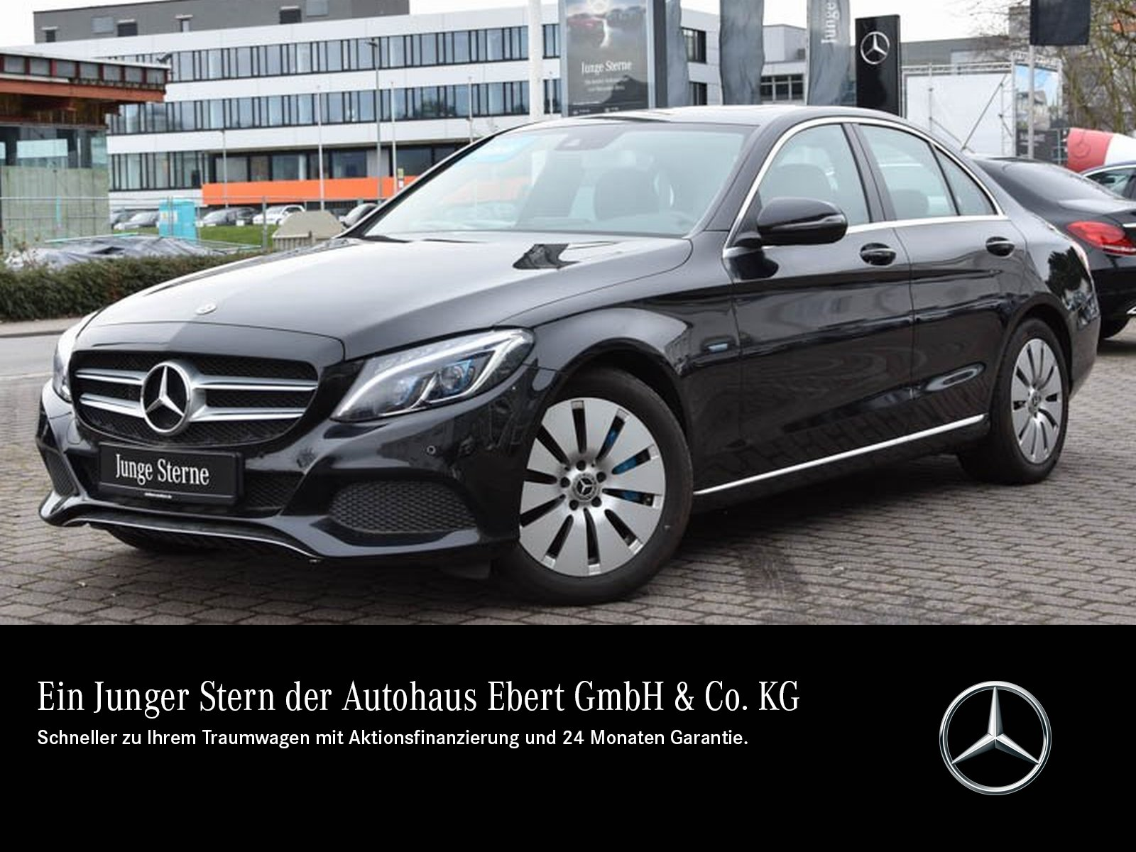 Mercedes-Benz C 350 e Avantgarde 7G+COMAND+LED+ESHD+AIRMATIC, Jahr 2017, Hybrid