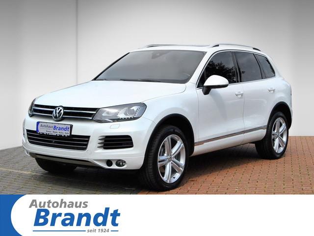 Volkswagen Touareg 3.0 TDI 4M Tiptronic STANDH.*NAVI*PANO*AHK, Jahr 2013, Diesel
