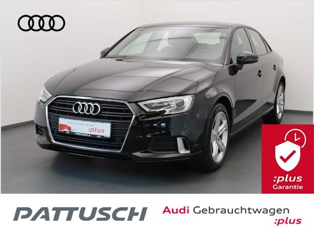 Audi A3 Limousine 1.0 TFSI sport Navi Sitzheizung Tem, Jahr 2017, Benzin