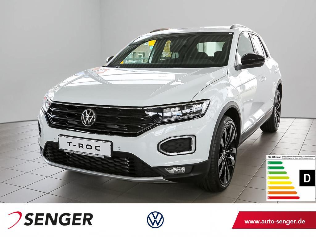 Volkswagen T-Roc Sport 2.0l TSI OPF 4MOTION Autom. Kamera, Jahr 2021, Benzin