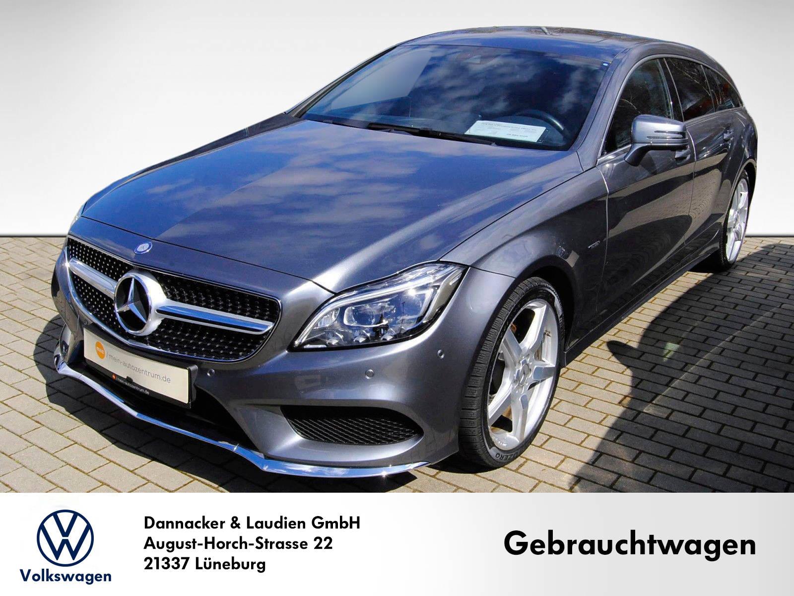 Mercedes-Benz CLS 250 d Shooting Brake 4Matic Alu LEDScheinw.Navi Leder FinalEdition, Jahr 2018, Diesel