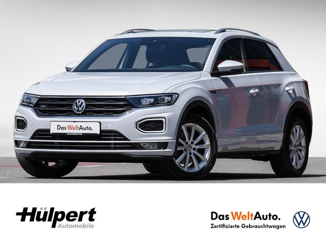 Volkswagen T-Roc 1.5 ACT Sport R-Line LED NAVI PANO ACC APP-CONN ALU19, Jahr 2020, Benzin