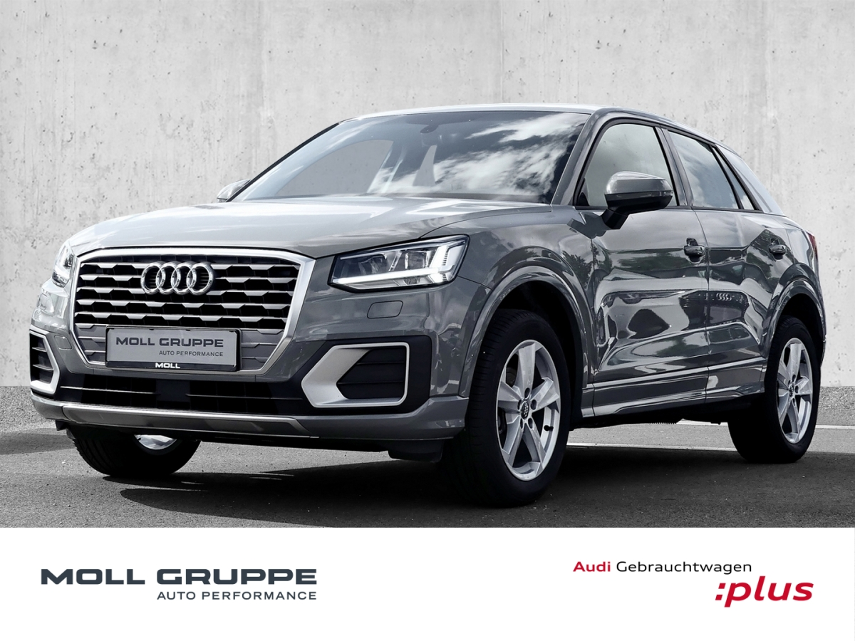 Audi Q2 30 TFSI Sport NAVI LED ALU DAB, Jahr 2020, Benzin